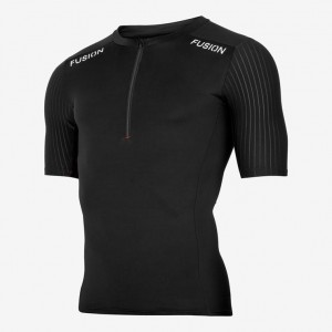 Fusion SLi Tri Top Short Sleeve